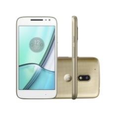 Smartphone Motorola Moto G G4 Play DTV 16GB XT1603 R$759,05