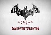 [KINGUIN] PC - Batman Arkham City GOTY Steam CD Key
