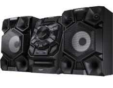 Mini System 200W RMS - Samsung, Bandeja para 1 CD, Duplo USB - R$ 391.90 FRETE GRÁTIS