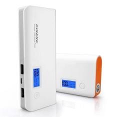 Bateria Portátil Pineng Pn-968 10000mah Portátil Com Lanterna por R$31