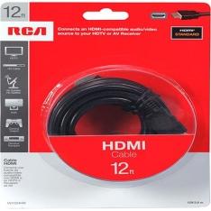 Cabo HDMI 3,60m RCA 9,99