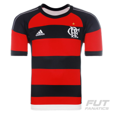 Camisa Adidas Flamengo I 2015 sem Patrocínio R$ 107,56 com cupom FFNT8 + 10% no boleto