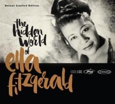 Ella Fitzgerald - The Hidden World Of Ella Fitzgerald - Box Com 3 CDs