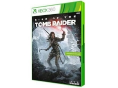 Rise of the Tomb Raider para Xbox 360  R$39.90