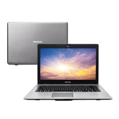 Notebook Positivo Intel Core i3 4GB Linux 14'' XRI7150 - R$ 1.249,00