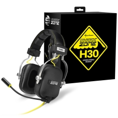 Headset Gamer Sharkoon SHARK ZONE H30 por R$ 190