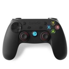 Gamepad Gamesir Series G3s Bluetooth sem fio  -  PRETO 2.4GHz + Bluetooth 4.0 Conexão sem fio para Android / PC / PS3 - R$75,20
