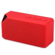 Caixa De Som Bluetooth Mini Speaker X3 Usb Fm Aux Tf por R$ 20