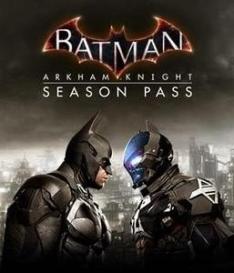 Batman Arkham Knight Season Pass PC