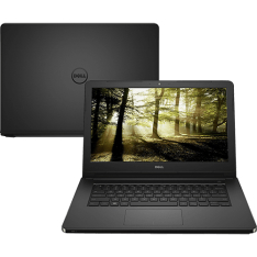 "Notebook Inspiron I14-5452-D03P - 4GB 500GB Led 14"" Linux Dell - R$1.170 (preço no boleto)"