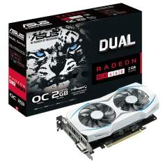 ASUS AMD RX460 Overclock Edition por R$ 400
