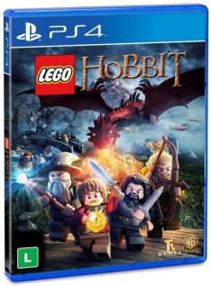 Lego Hobbit - PS4 - R$ 21