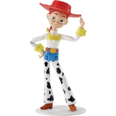 Boneca Toy Story 3 Figura Básica Jessie Mattel por R$ 30