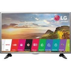 Smart TV LED 32'' LG 32LH570B HD com Conversor Digital 2 HDMI 1 USB Wi-Fi com Miracast e WiDi 60Hz por R$ 1170