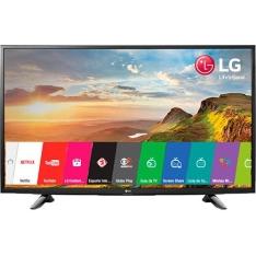 "Smart TV LED 43"" LG 43LH5700 Full HD com Conversor Digital Integrado Wi-Fi 2 HDMI 1 USB Painel IPS com Miracast"