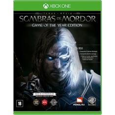 Sombras de Mordor - Edição Completa - XBOX ONE - $49
