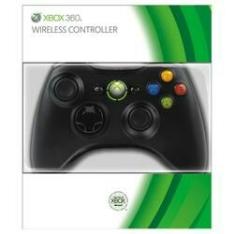 Controle Wireless - Xbox 360 - R$89,90