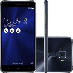 "Smartphone Asus Zenfone 3 Dual Chip Android 6.0 Tela 5.2"" Snapdragon 16GB por R$ 1260"