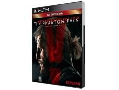 Metal Gear Solid V: The Phantom Pain para PS3 - R$50