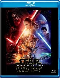 Star Wars - Episódio VII - o Despertar da Força - Blu-Ray - R$24,90