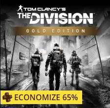 The Division + Season Pass - PS4 - $80