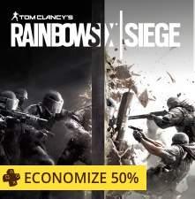 Rainbow Six Siege - PS4 - R$ 83