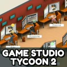 Jogo Game Studio Tyccon 2 gratuito na Google Play