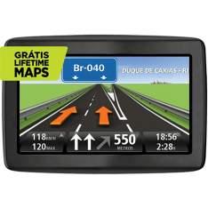 "GPS Automotivo TomTom Via 1505M Tela 5"" - R$190"