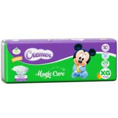 4,41 - Fralda Cremer Disney Baby XG 28 unidades