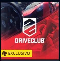 DRIVECLUB™ para quem tem PSN+