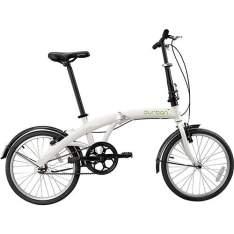 Bicicleta Dobrável Aro 20 - R$ 740