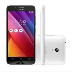 Smartphone Asus Zenfone Go 16GB ZC500TG Desbloqueado Branco