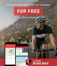 Runtastic Road Bike PRO grátis