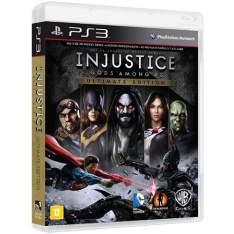 Injustice - PS3 - $39
