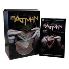 Livro - Batman: Death of The Family (Book + Joker Mask Set) por R$ 56