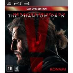 Metal Gear Solid V - The Phantom Pain - PS3 - $39
