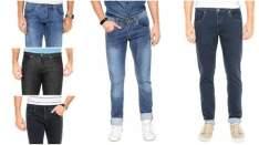 CORREE Qualquer modelo de calça jeans masculina do link por R$ 10