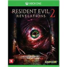 Jogo Resident Evil: Revelations 2 - Xbox One  R$39.90