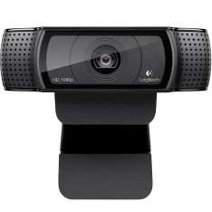 WebCam Logitech C920 Pro HD 15MP Full HD1080p