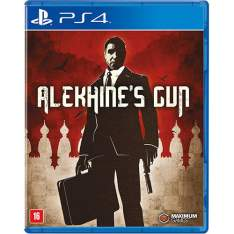 Game Alekhine's Gun - PS4 - R$60