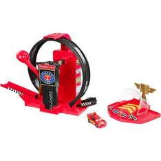 Pista Super Looping Disney Cars - Mattel por R$ 60