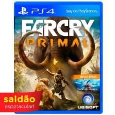 Far Cry Primal (PS4) - R$79