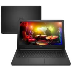 Notebook Dell Inspiron I15-5566-D10P Intel Core i3-6006U, 4GB, 1TB, LED 15.6 - R$1.574