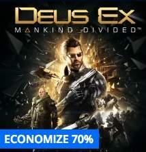 Deus Ex: Mankind Divided - PS4 - $68