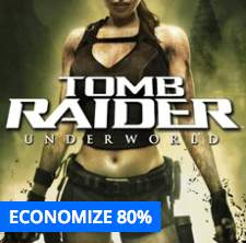 Tomb Raider: Underworld™ - PS3 - $6