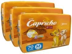 Kit Fraldas Capricho Disney O Rei Leão por R$ 90