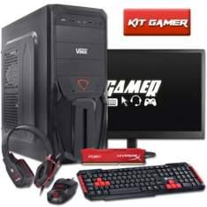 Computador Gamer AMD Quad Core 8GB HD 1TB 3Green Titan C - R$ 2.269,00