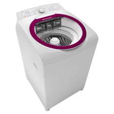 Lavadora de Roupas Brastemp 11 kg Ative! BWU11AB com Sistema Smart & Fast - Branca por R$ 1124