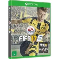 FIFA 17 - Xbox One - R$100