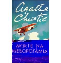 Livro Morte na Mesopotâmia (Agatha Christie) por R$ 12,90